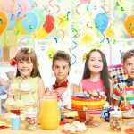 Πως να διοργανώσετε το τέλειο παιδικό πάρτυ στο σπίτι!