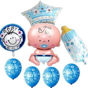 Μπαλόνια στο μαιευτήριο