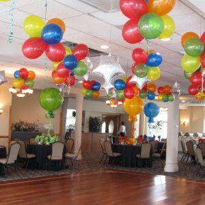 Μπαλόνια για προωθητικό event