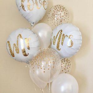 Μπαλόνια για γάμο