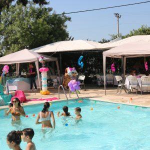Διοργάνωση θεματικού παιδικού πάρτυ