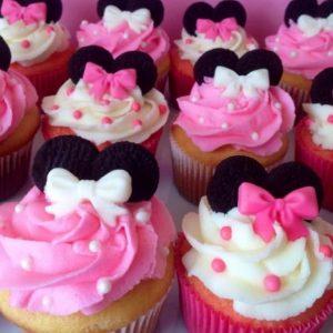 Cup cakes-Mπισκότα ζαχαρόπαστας- Cake pops
